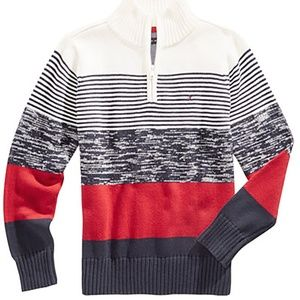 TOMMY HILFIGER Boys Youth Sweater Size L/G (16/18)